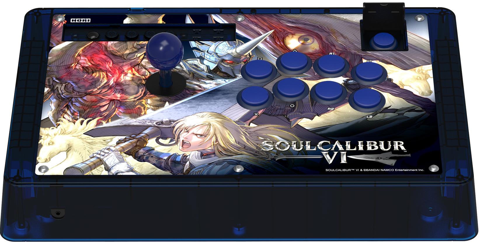 2018 E3 Press Release Announcement for SOULCALIBUR VI Branded Fight